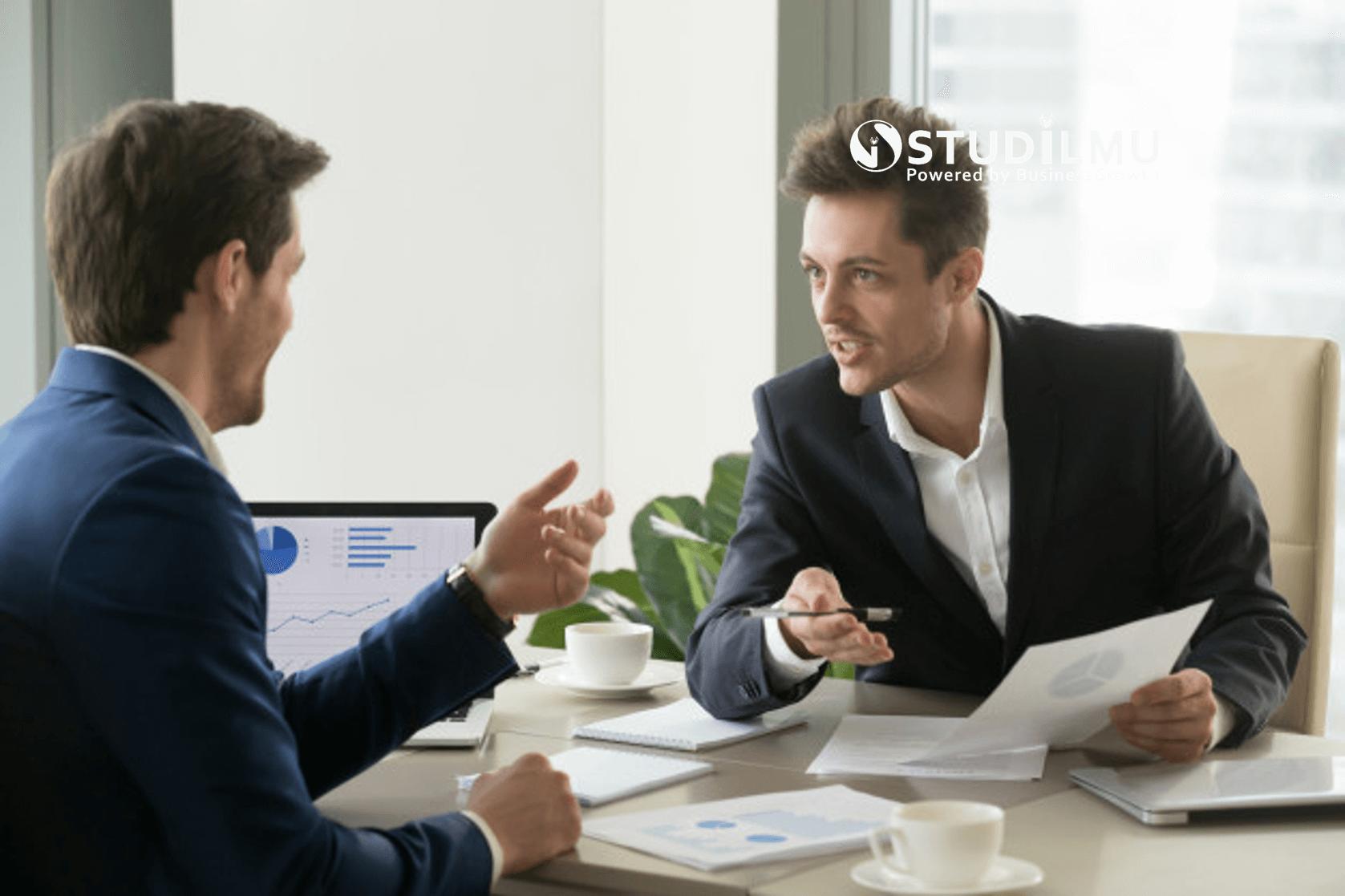 STUDILMU Career Advice - Negosiasi Bisnis yang Tepat dengan Orang Narsis