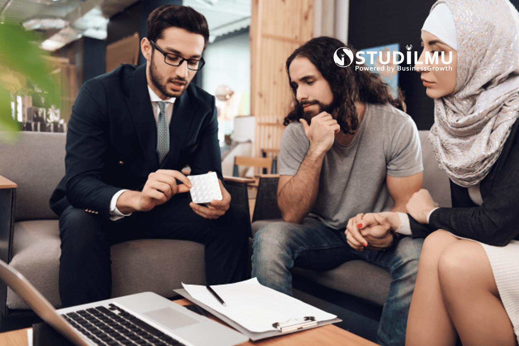 STUDILMU Career Advice - 4 Bahasa Tubuh yang Penting saat Networking
