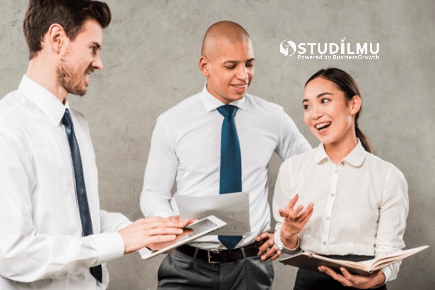 STUDILMU Career Advice - 13 Cara Komunikasi Efektif