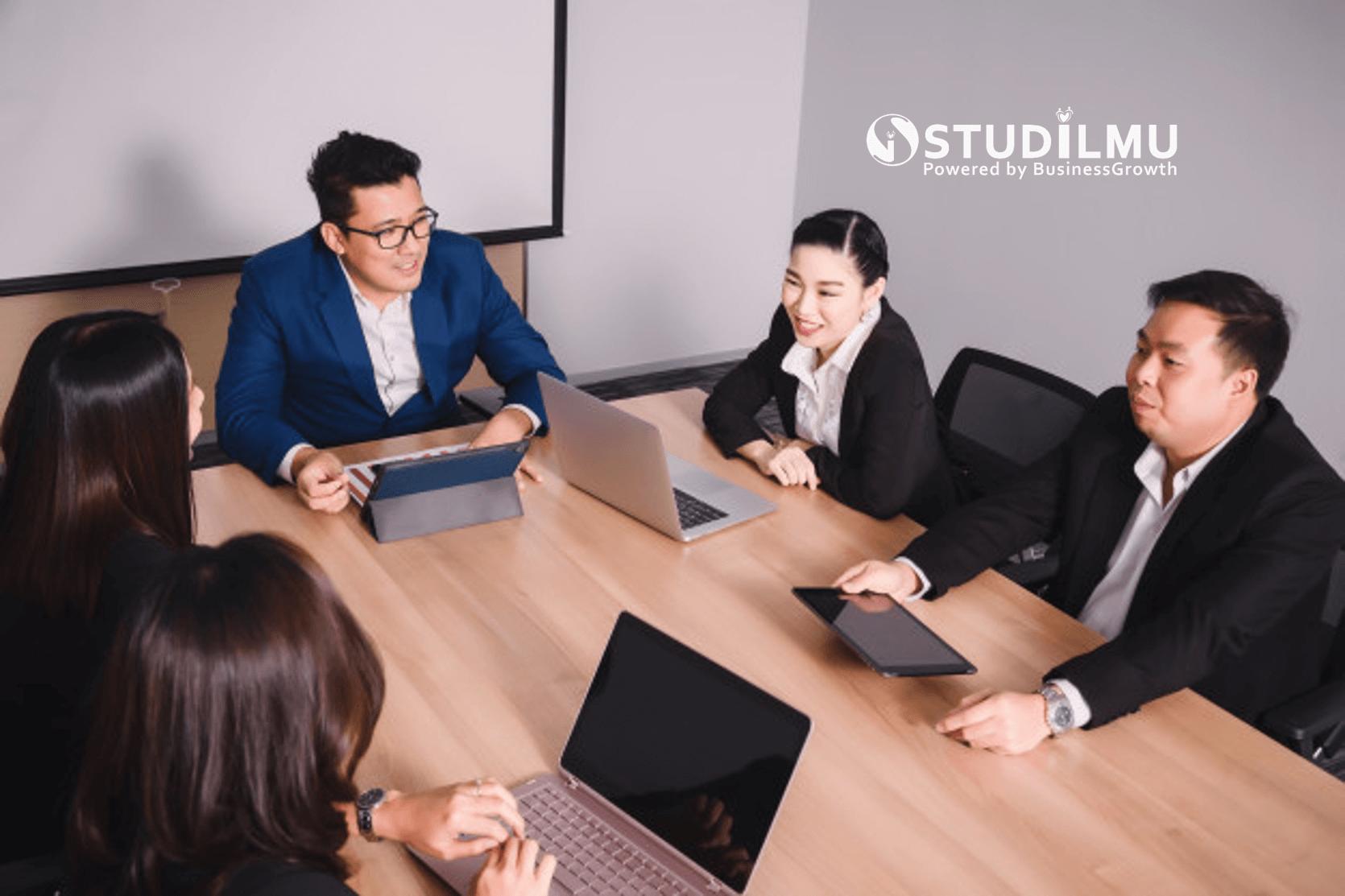 STUDILMU Career Advice - Peran dan Tanggung Jawab Pemimpin Rapat