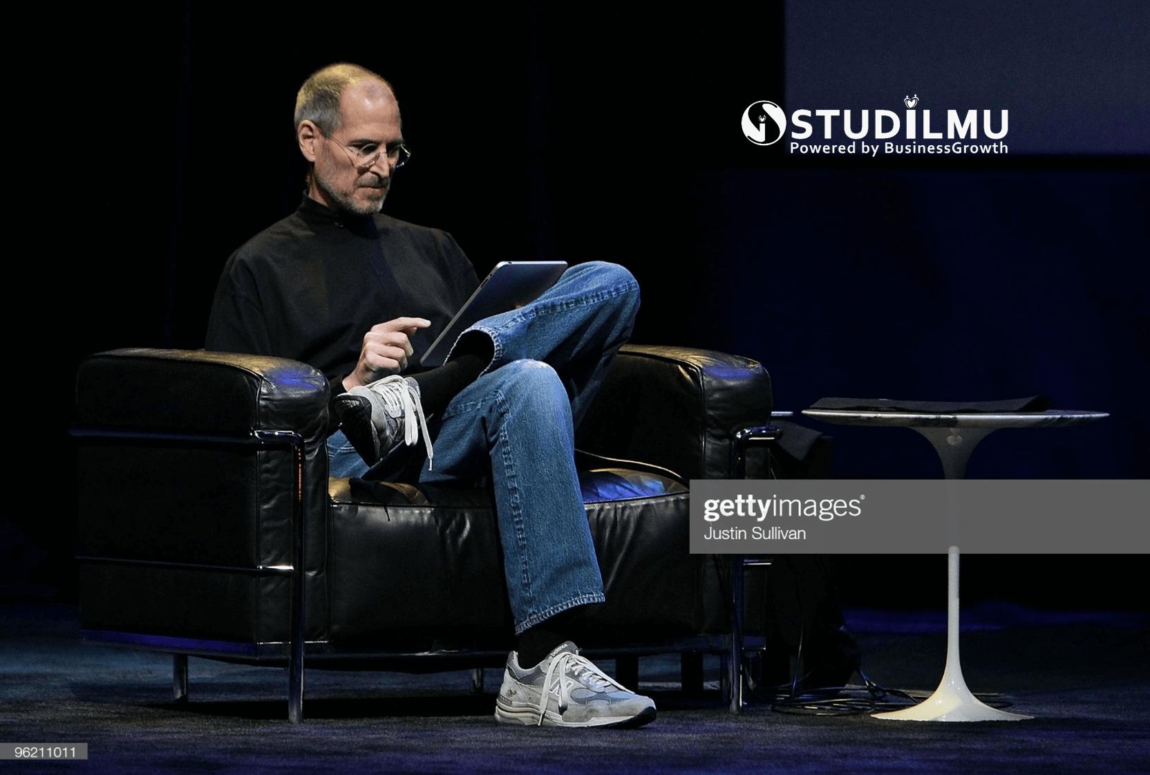 STUDILMU Career Advice - Bagaimana Cara Memiliki Mimpi Besar ala Steve Jobs?