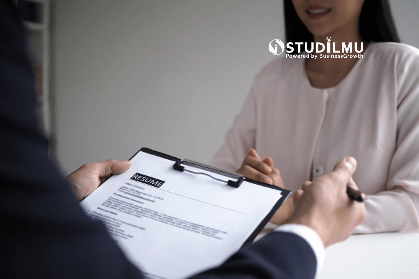 STUDILMU Career Advice - 10 Strategi untuk Pencarian Kerja yang Sukses