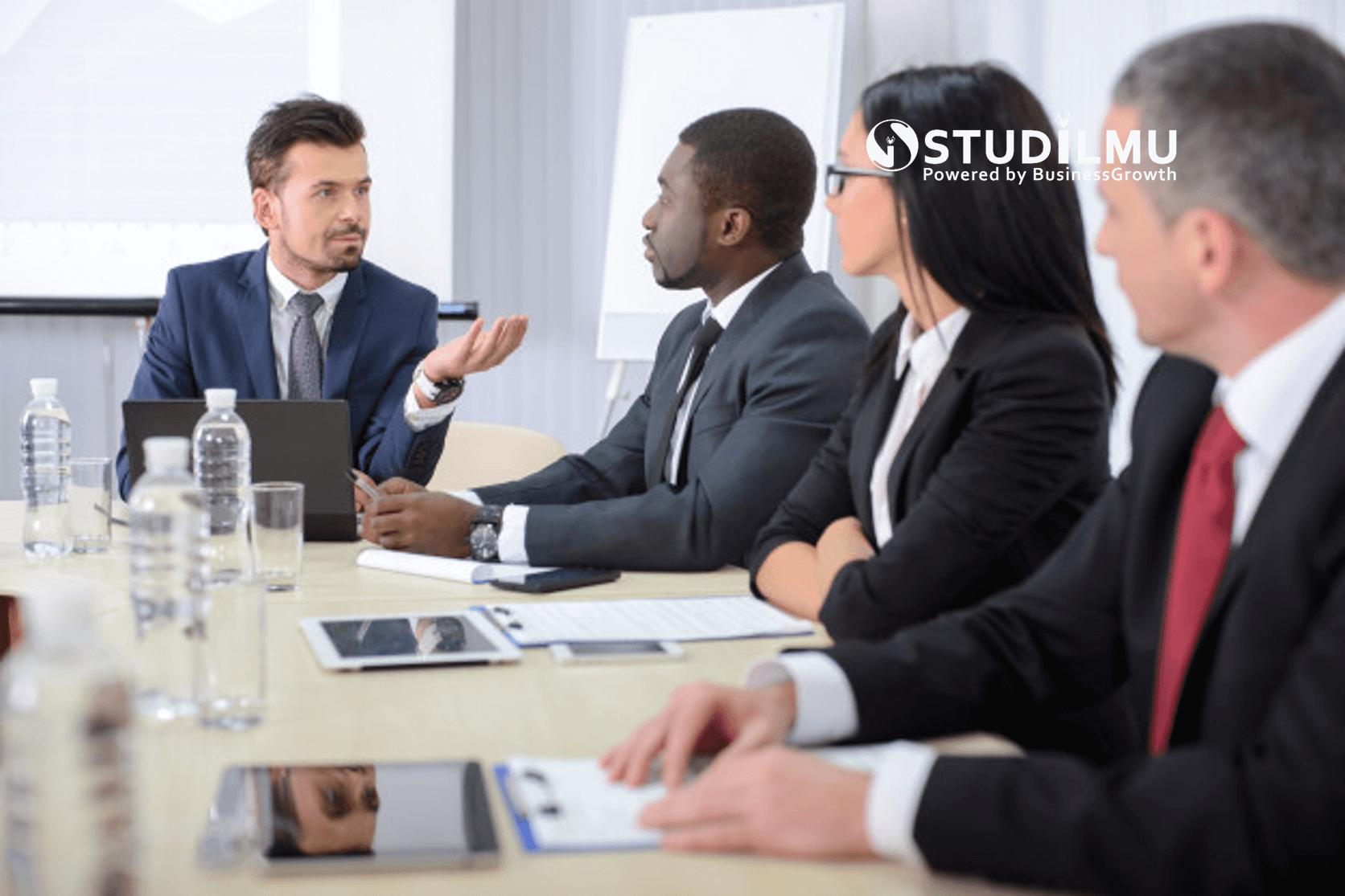 STUDILMU Career Advice - 6 Langkah Meningkatkan Kemampuan Komunikasi Bisnis
