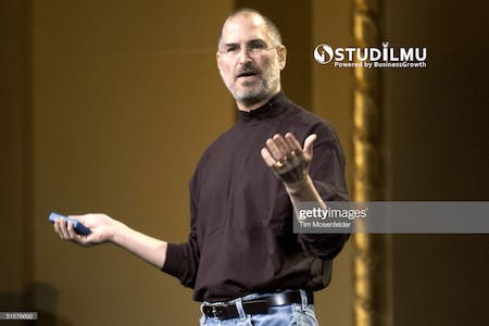 5 Tips Presentasi Hebat ala Steve Jobs