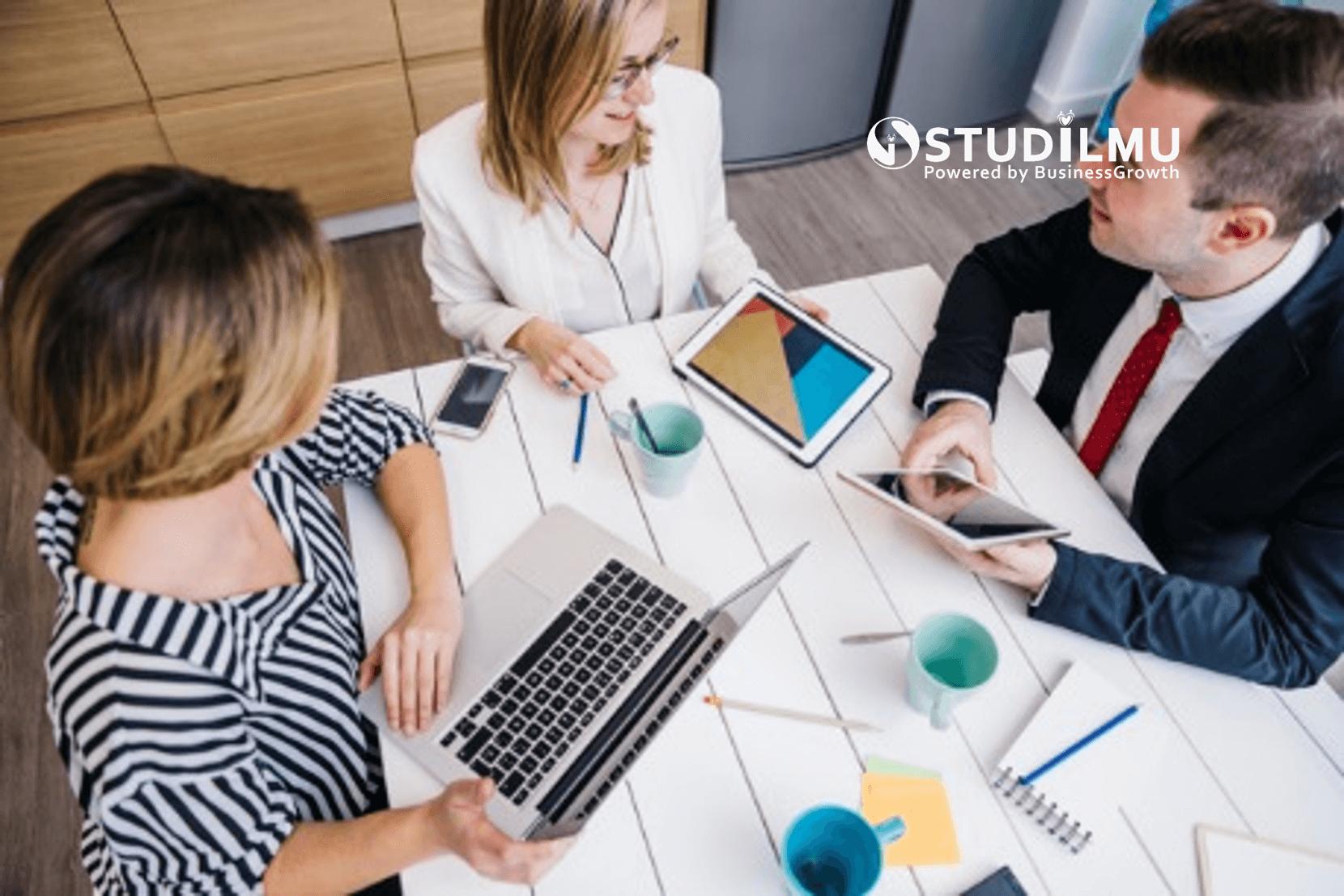 STUDILMU Career Advice - 6 Hal yang Mengganggu Produktivitas Karyawan dan Solusinya