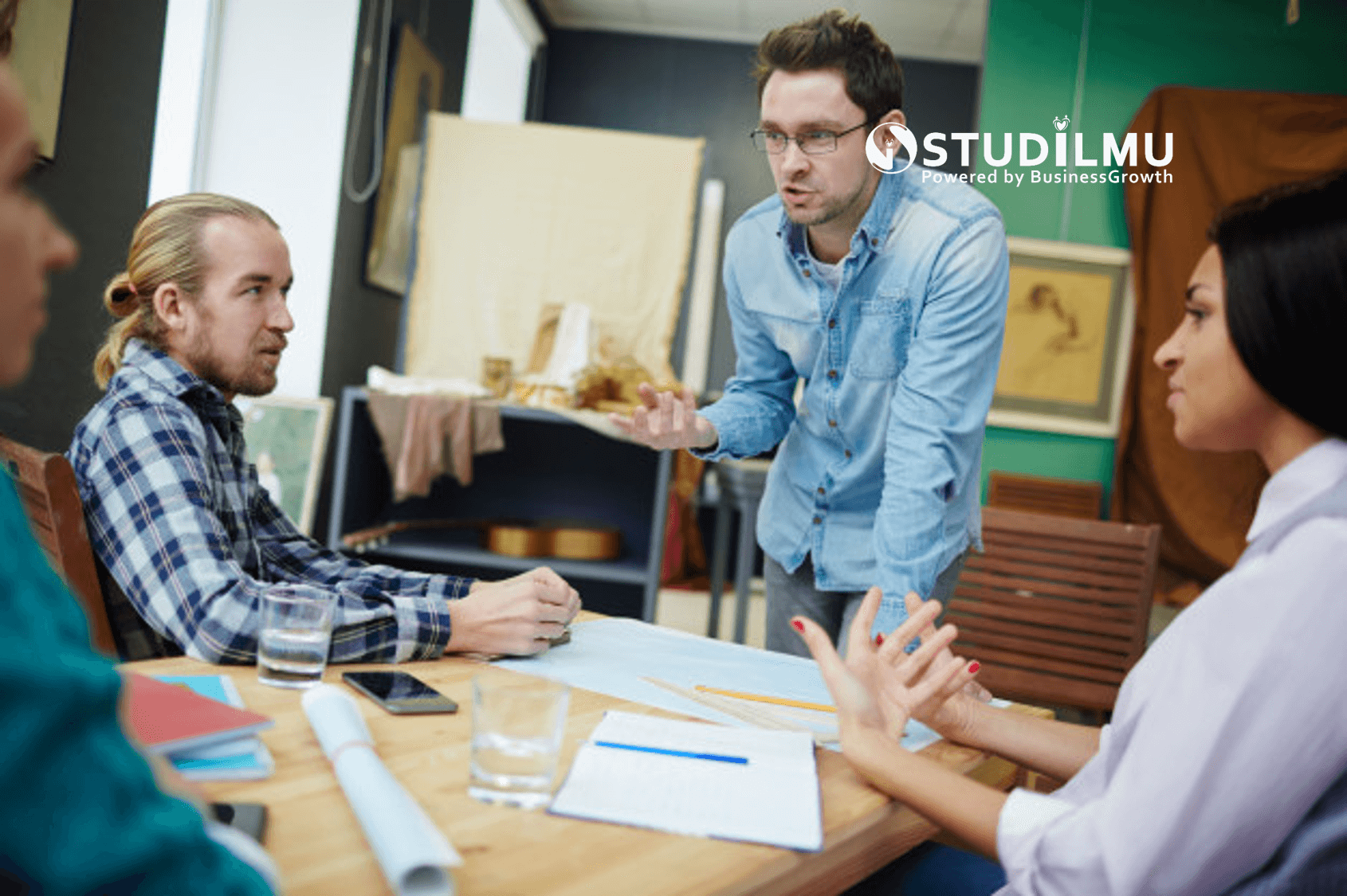 STUDILMU Career Advice - 5 Alasan Pentingnya Rencana Bisnis Ketika Memulai Usaha