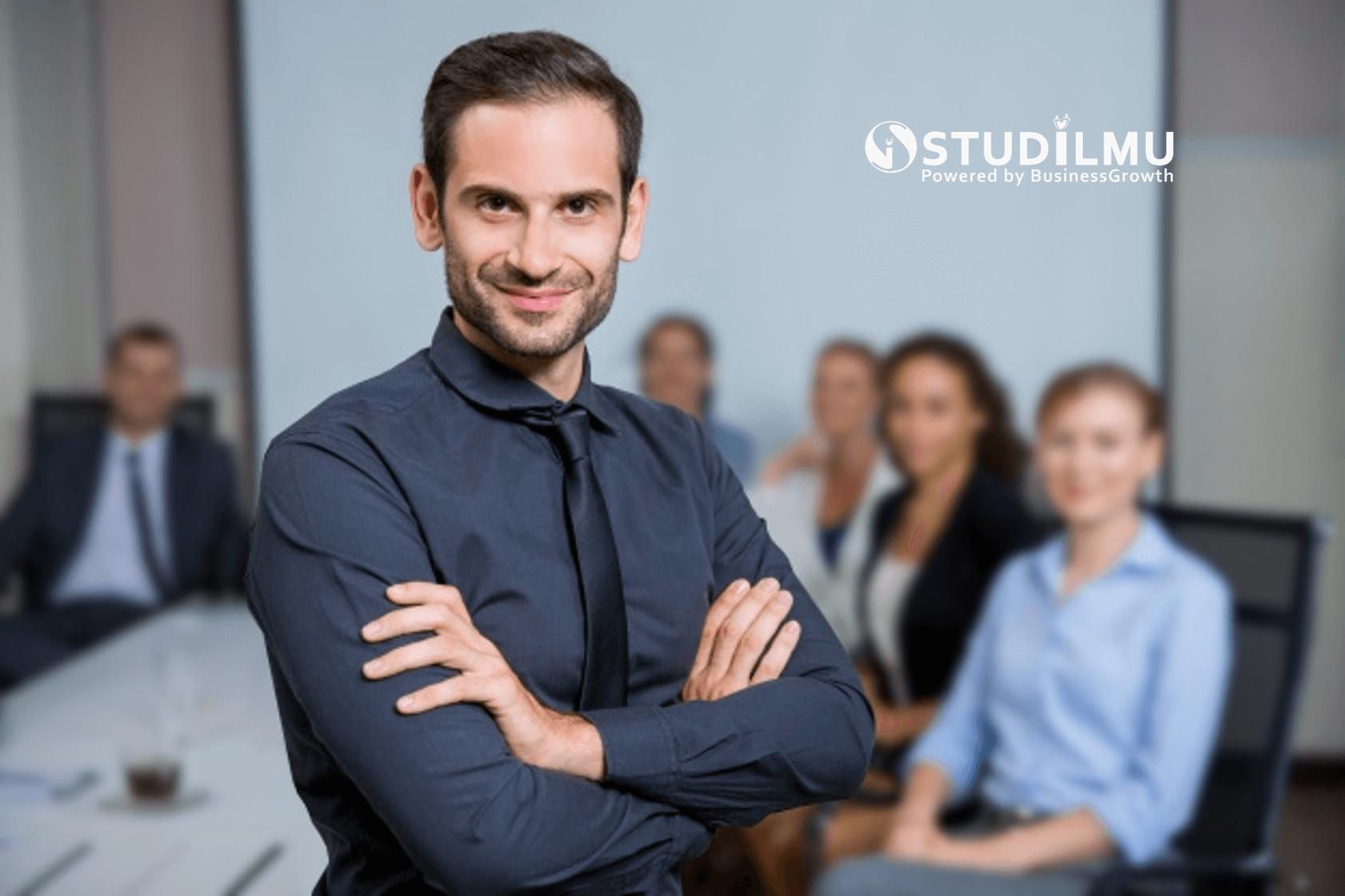 STUDILMU Career Advice - 6 Gaya Kepemimpinan dalam Menjadi Manajer yang Efektif