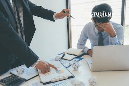 3 Kesalahan Kerja yang Mempengaruhi Kredibilitas Kerja