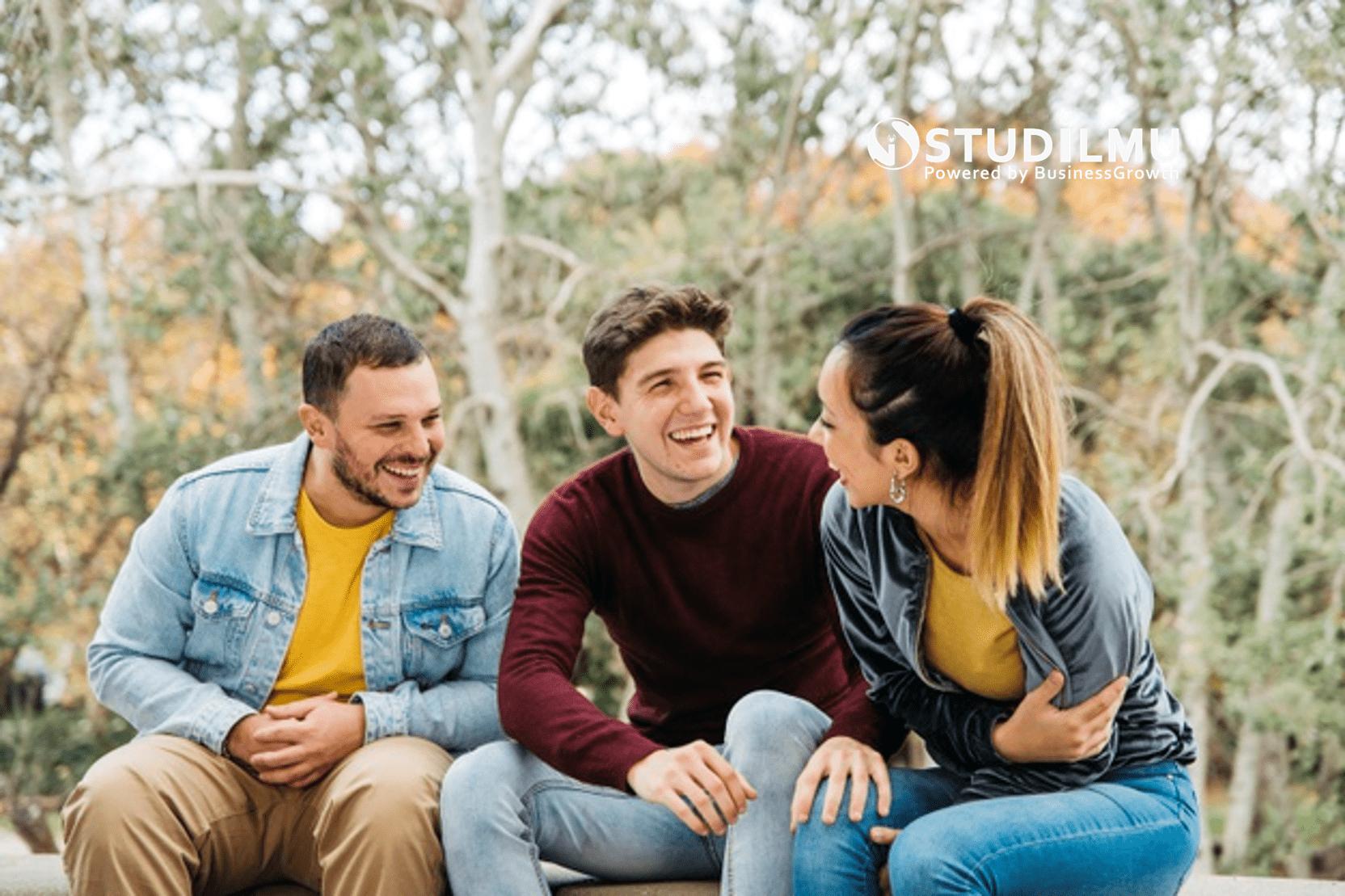 STUDILMU Career Advice - 4 Cara Tetap Bahagia Meskipun Menghadapi Banyak Hambatan