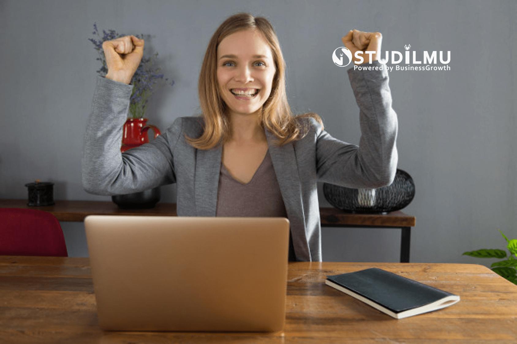 STUDILMU Career Advice - 5 Kualitas yang Perlu Diterapkan untuk Menjadi Orang yang Optimis