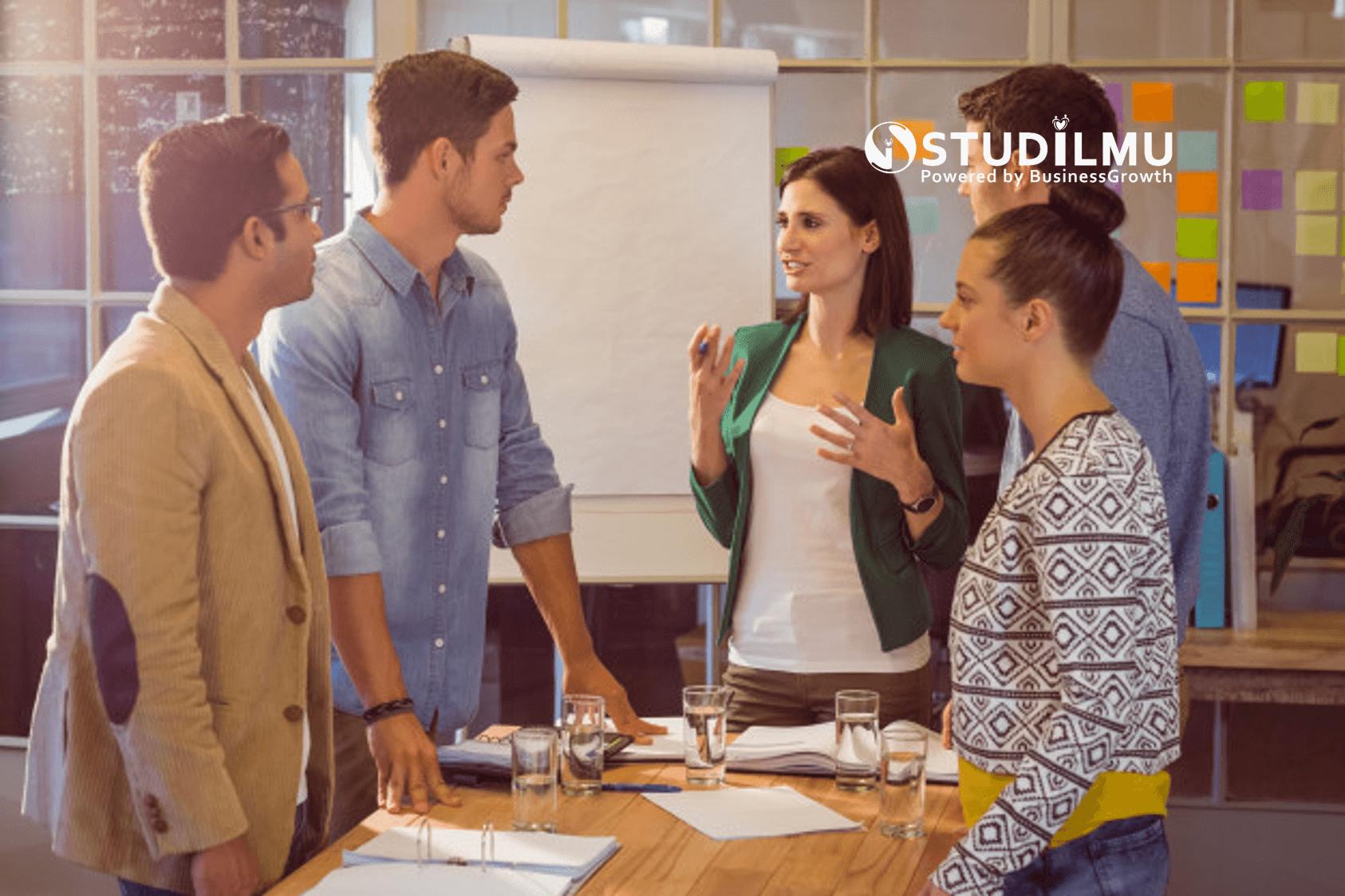 STUDILMU Career Advice - Apa itu Etika Bisnis? dan 6 Cara Menulis Kode Etik untuk Bisnis