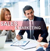 Kursus Sales & Marketing